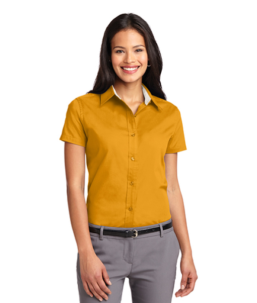 L508 Port Authority® Ladies Short Sleeve