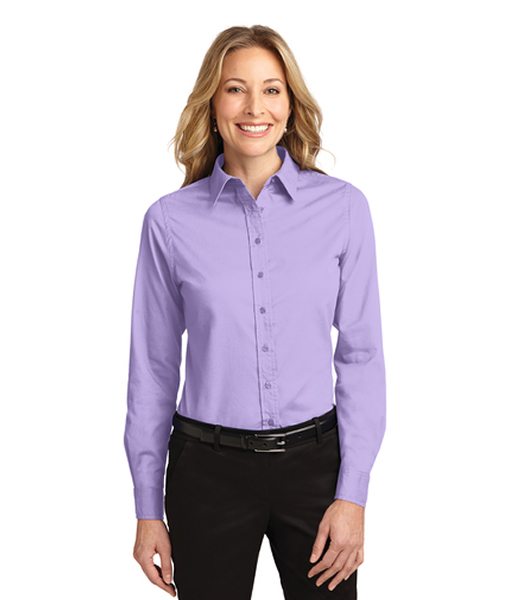 L608 Port Authority® Ladies Long Sleeve