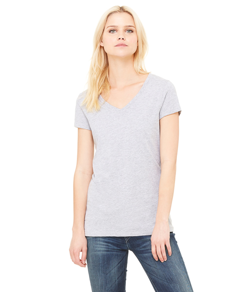 B6005 Bella Canvas Ladies Jersey Short-Sleeve