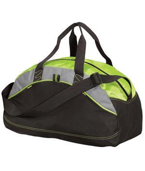 BG1070 Port Authority® Medium Contrast Duffel