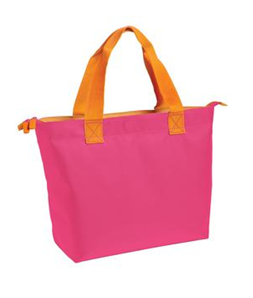 BG400 Port Authority® Splash Zippered Tote