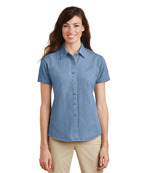 LSP11 Port & Company® - Ladies Short Sleeve Value