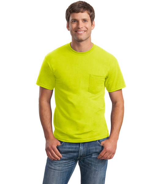 2300 Gildan® - Ultra Cotton® 100% Cotton T-Shirt with Pocket