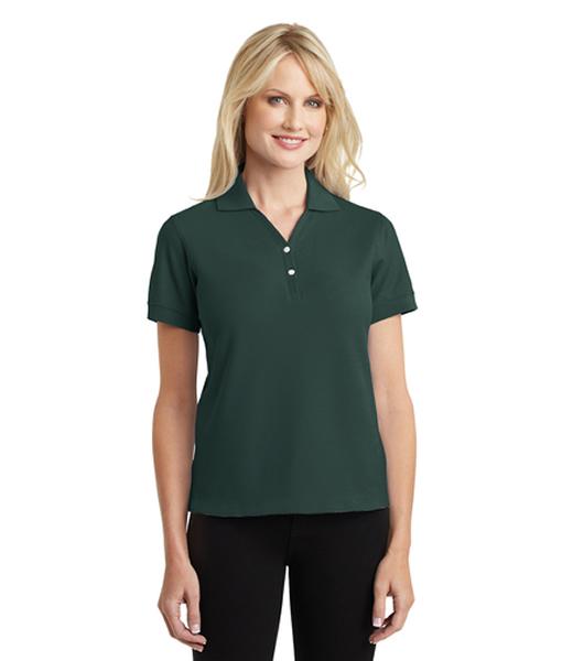 L448 Port Authority® Ladies 100% Pima Cotton Polo