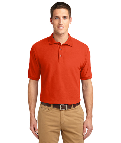 K500 Port Authority® Silk Touch™ Polo