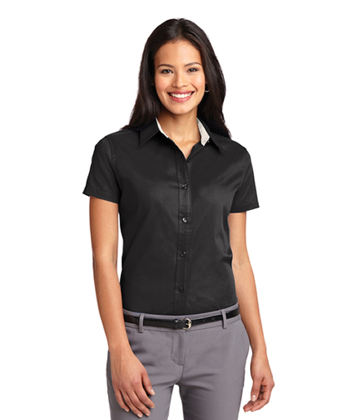L508 Port Authority® Ladies Short Sleeve Easy Care Shirt