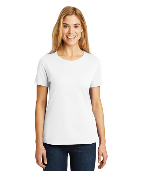 SL04 Hanes® - Ladies Nano-T Cotton T-Shirt