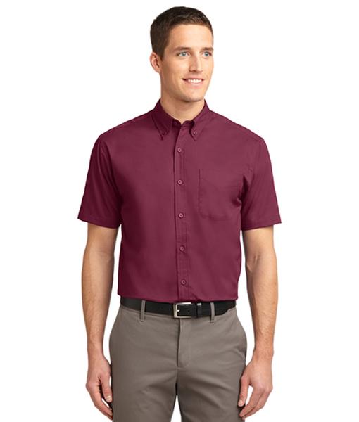 S508 Port Authority® Short Sleeve