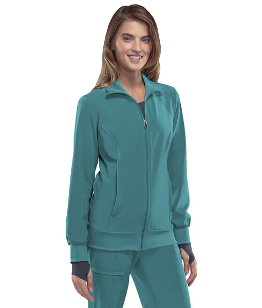 2391A Cherokee Infinity Zip-Front Warm-Up