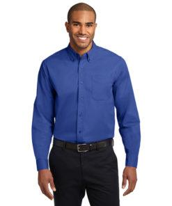 S608 Port Authority® Long Sleeve Easy Care Shirt