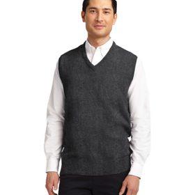 SW301 Port Authority® Value V-Neck Sweater Vest
