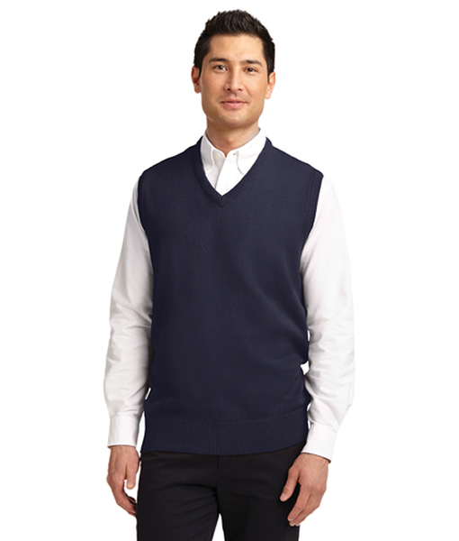 SW301 Port Authority® Value V-Neck Sweater Vest