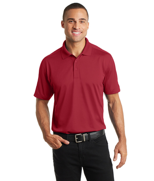 K569 Port Authority® Diamond Jacquard Polo