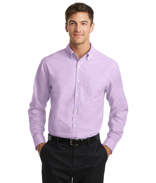 S658 Port Authority® SuperPro™ Oxford Shirt