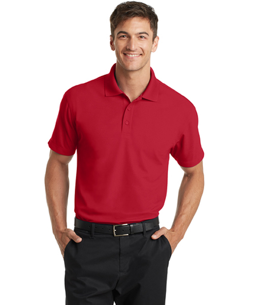 K572 Port Authority® Dry Zone® Grid Polo