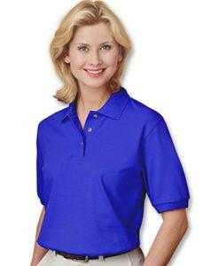 Egyptian Cotton Pique Polo Shirt Louisiana