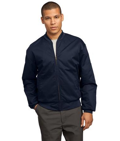 CSJT38 Red Kap® Team Style Jacket with Slash Pockets