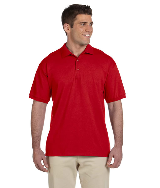 G280 Gildan Adult Ultra Cotton® 6 oz. Jersey Polo
