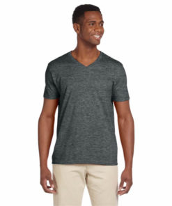 G64V Gildan Adult Softstyle® 4.5 oz. V-Neck T-Shirt