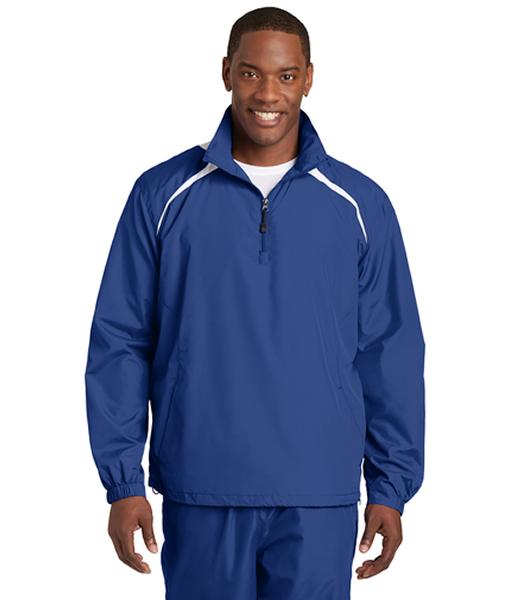 JST75 Sport-Tek® 1/2-Zip Wind Shirt