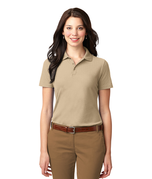 L510 Port Authority® Ladies Stain-Resistant Polo