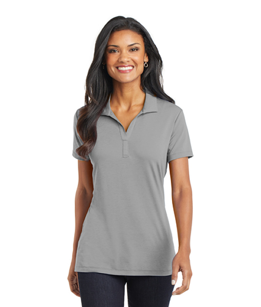 L568 Port Authority® Ladies Cotton Touch™ Performance Polo