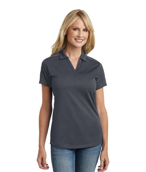L569 Port Authority® Ladies Diamond Jacquard Polo
