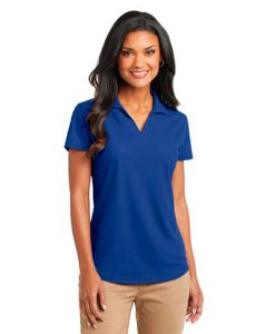 Women's Economy Blended Pique Polo Louisiana