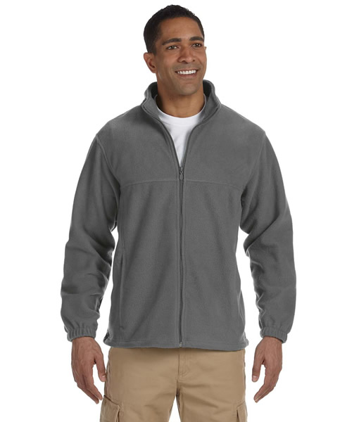 M990 Harriton Men's Full Zip