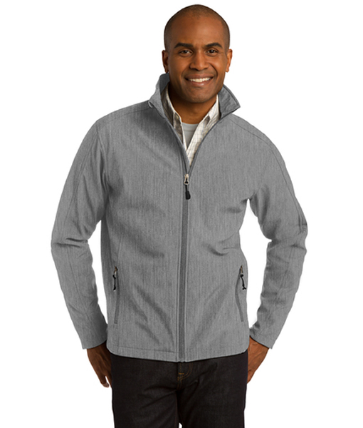 J317 Port Authority® Core Soft Shell Jacket