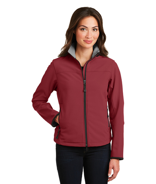 L790SALE Port Authority® Ladies Glacier® Soft Shell Jacket