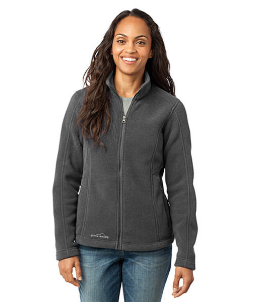EB201 Eddie Bauer® - Ladies Full-Zip Fleece Jacket