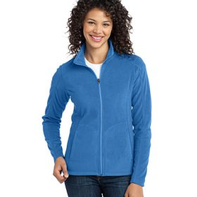L223 Port Authority® Ladies Microfleece Jacket