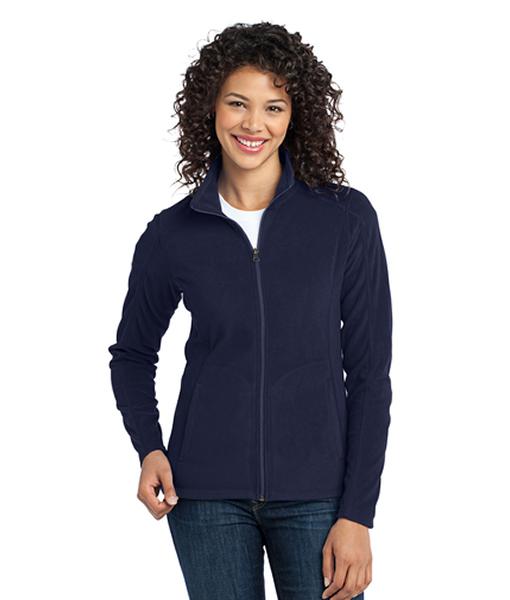 L223 Port Authority® Ladies Microfleece Jacket