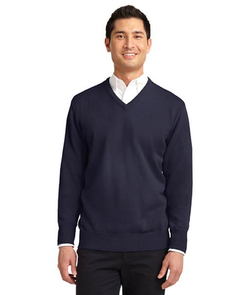 SW300 Port Authority® Value V-Neck Sweater