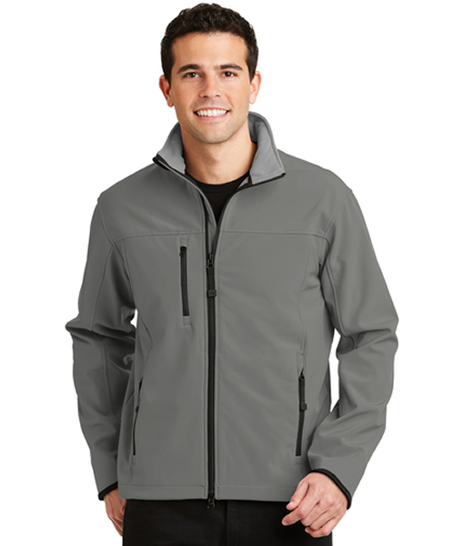 J790 Port Authority® Glacier® Soft Shell Jacket