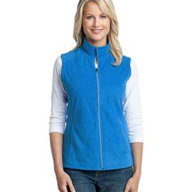 L226 Port Authority® Ladies Microfleece Vest