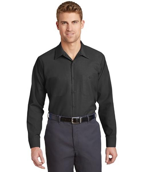 5967fbf71d Industrial Work Shirt SP24LONG Red Kap® Long Size
