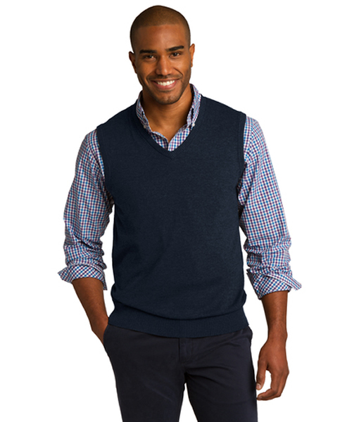 SW286 Port Authority® Sweater Vest
